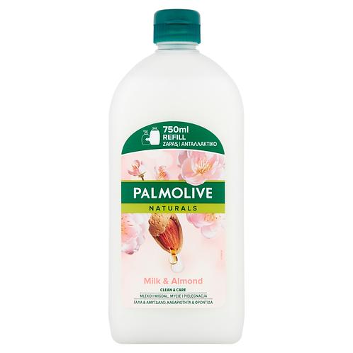 Palmolive Naturals Milk & Almond Refill Shower Gel 750ml