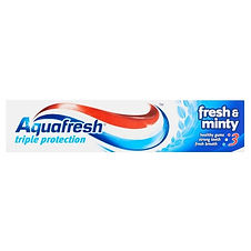 Aquafresh Fresh & Minty Toothpaste 125ml
