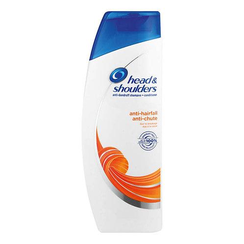 Head & Shoulders Anti-Hairfall Shampoo 400ml