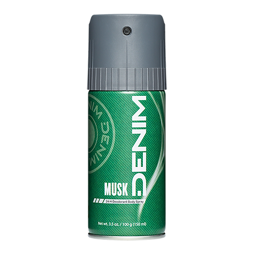 Denim Musk Deo 150ml