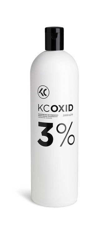 KC Oxid 6% Unscented Oxydant 1L
