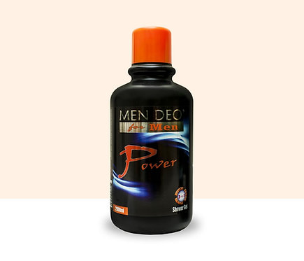 MenDeo Power Shower Gel 2L