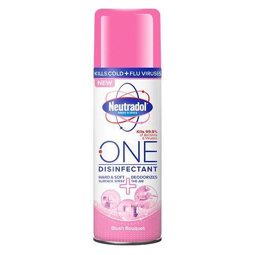 Neutradol One Blush Bouquet Disinfectant Spray 300ml