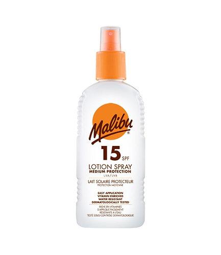 Malibu SPF15 Spray 175ml