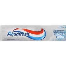 Aquafresh Intense White & Shine Toothpaste 75ml