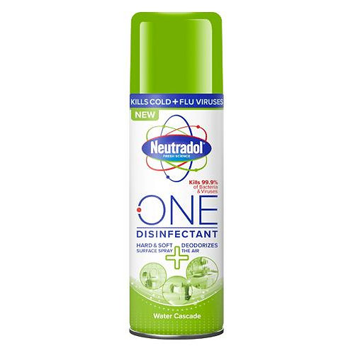 Neutradol One Water Cascade Disinfectant Spray 300ml