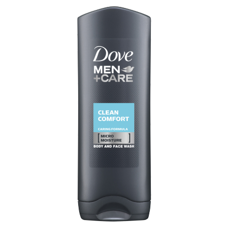Dove Men+Care Clean Comfort Shower Gel 50ml