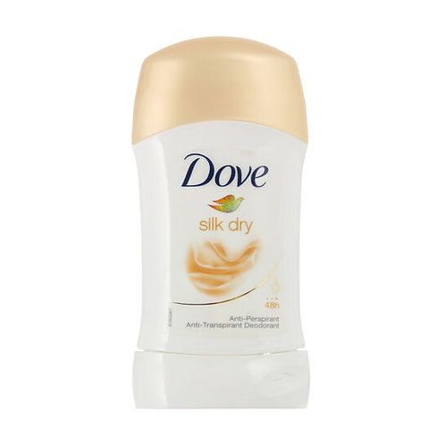 Dove Silk Dry Deo Stick 40ml