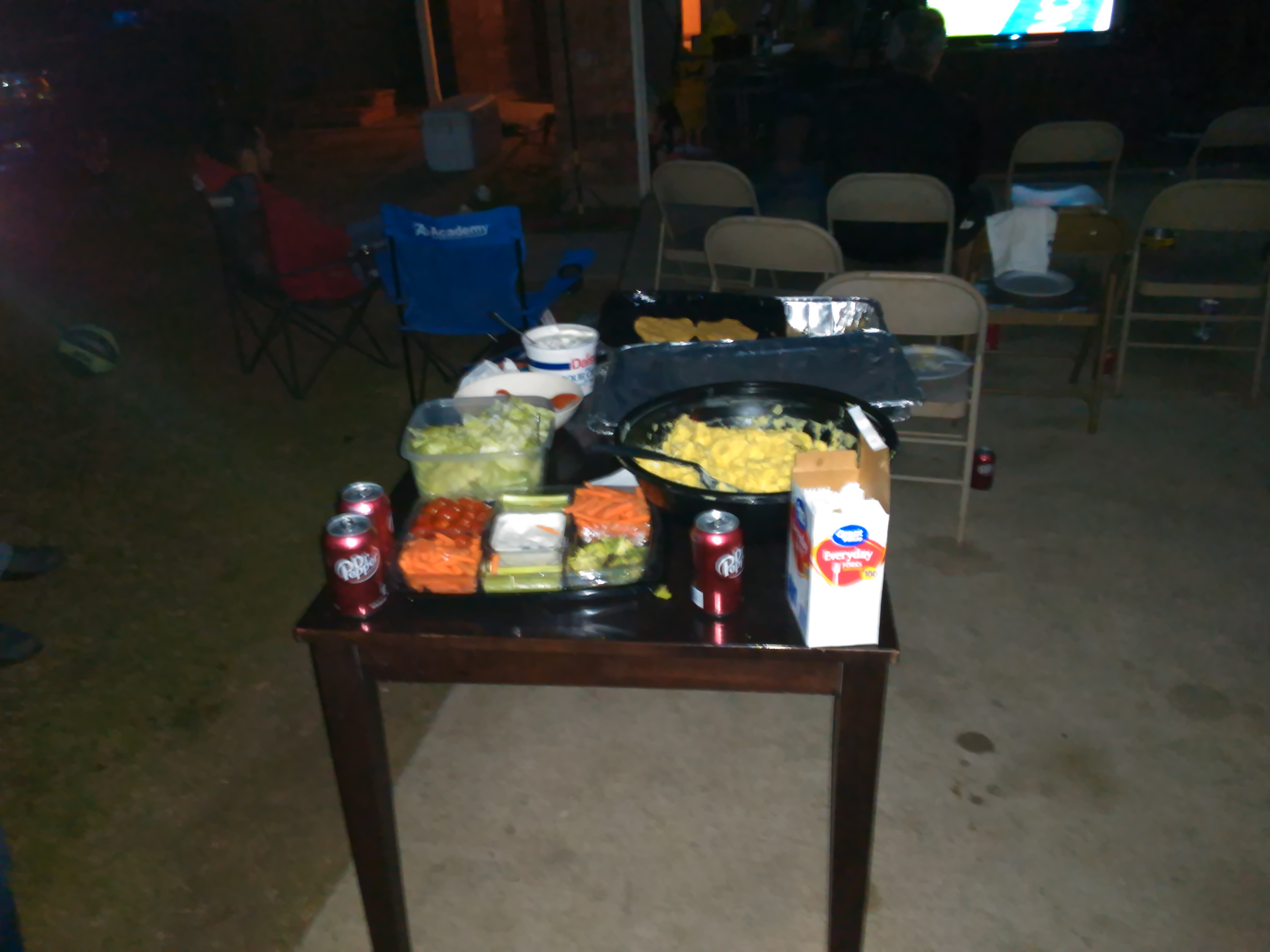 Super Bowl 2016 Spread