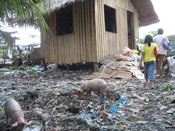 Butuan City garbage dump