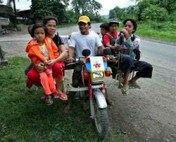 motocycle skylab