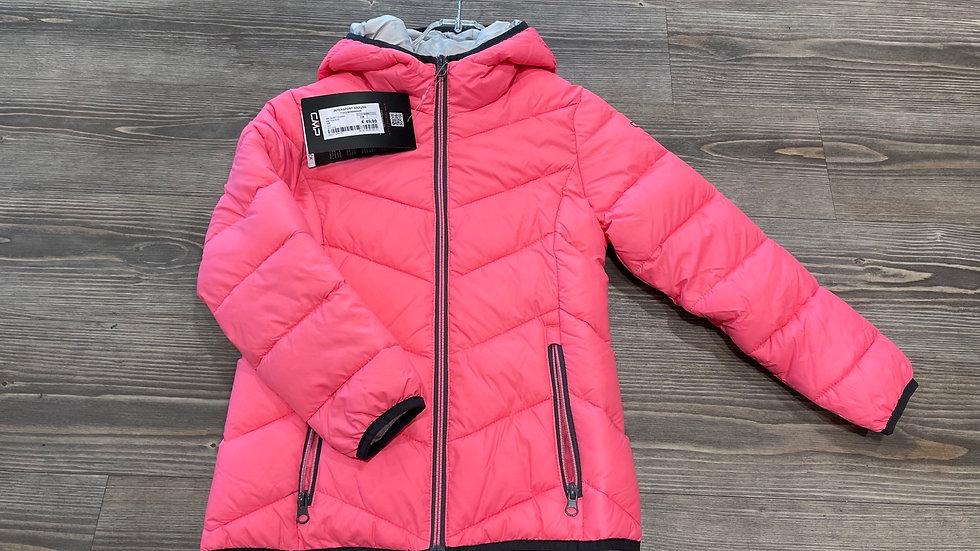 CMP Mädchen Winterjacke mit Kapuze