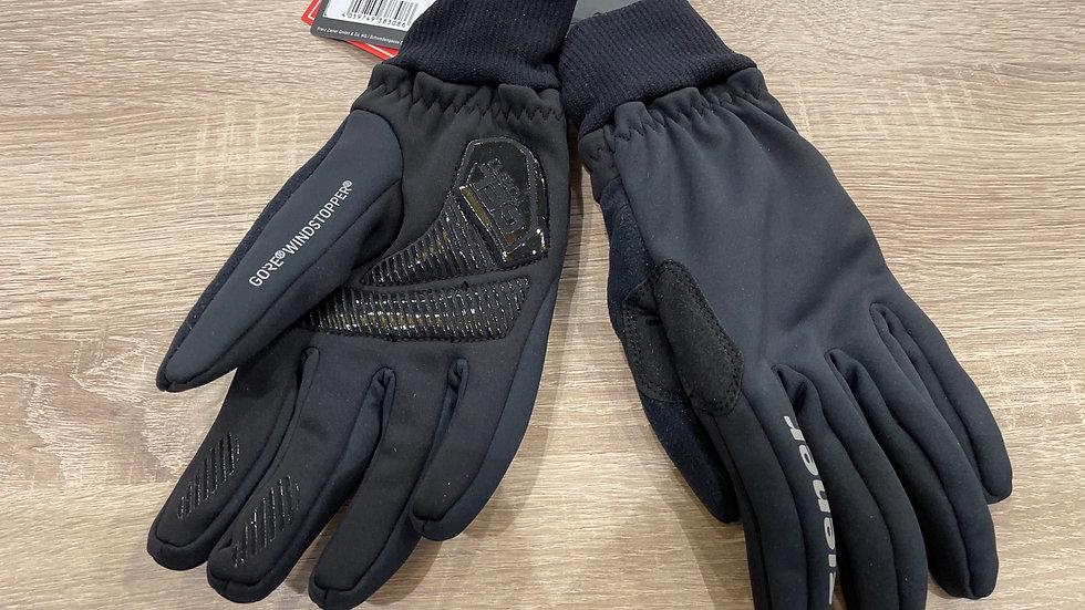 Ziener Herren Handschuh mit Windstopper und Gel Innenhand
