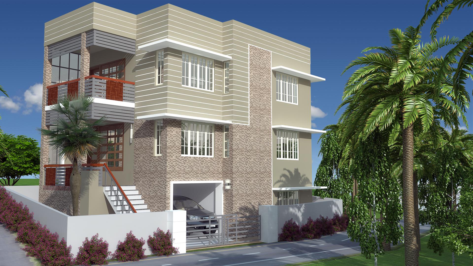 DK house01