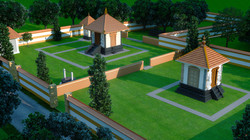 Kollode temple new