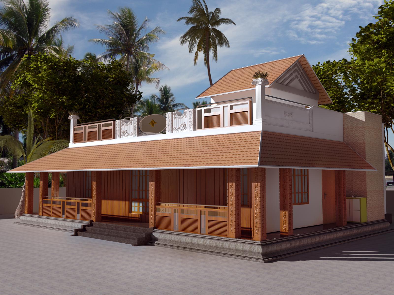 Ambalapuzha house