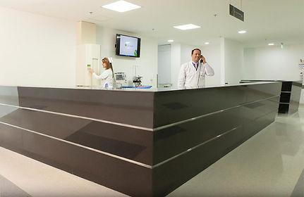 ingenieria en clinicas y centros medicos