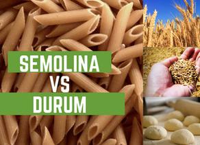 Semolina vs Durum Wheat: Differences, Uses, Health Benefits
