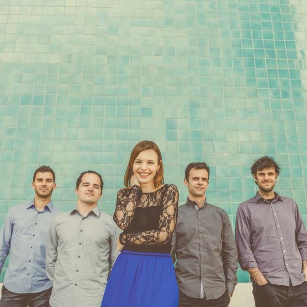 Teresa Macedo & Cuarteto de guitarras de Lisboa