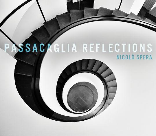 Cover - Passacaglia Reflections (Nicolò