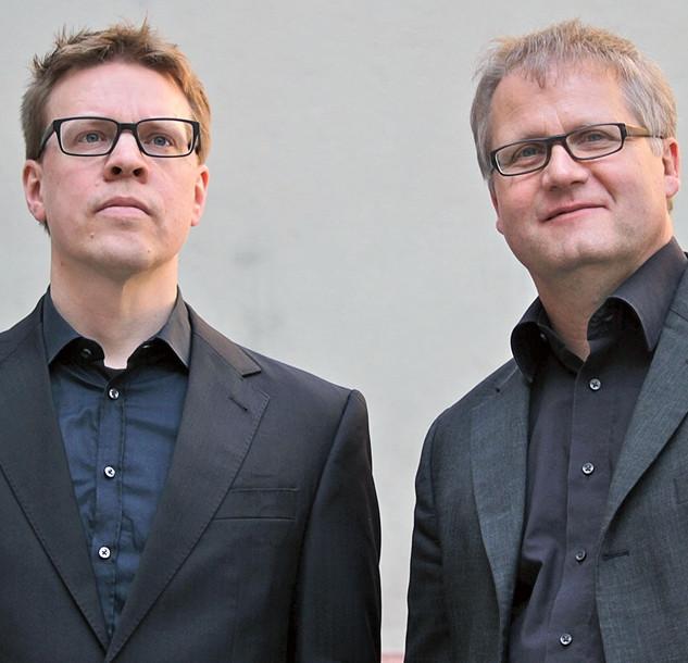 Petri Kumela & Jurgen Ruck