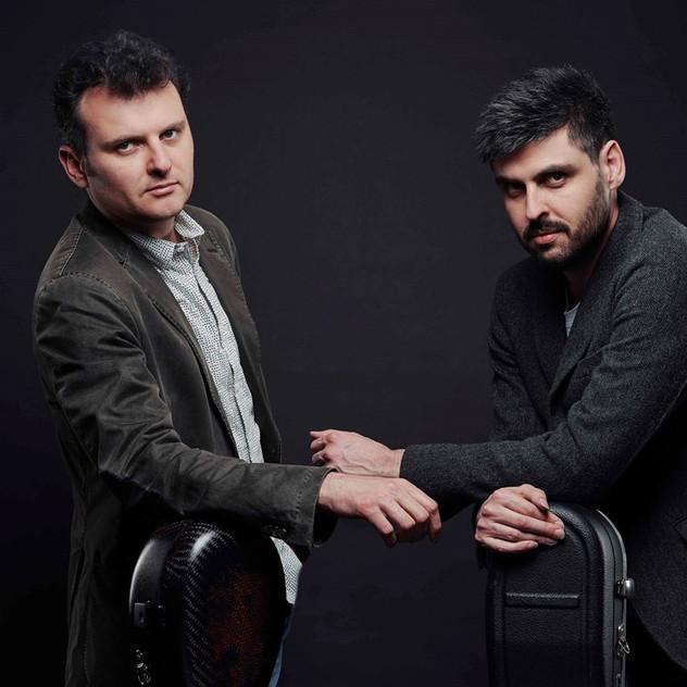 Slava & Leo Grigoryan
