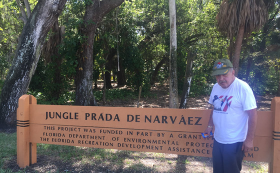 Jungle Prada: My Dad, Native American History and Early European Contact