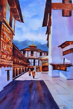 A monk's view