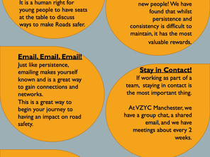 Top Ways to Join the VZYC Movement!!
