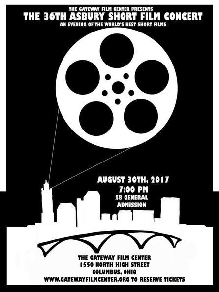 1st Time Ever:  Gateway Film Center Columbus Ohio