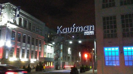 Kaufman Astoria Movie Studios Screening