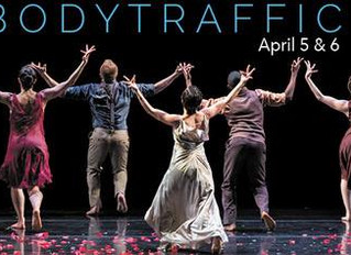 New Orleans Ballet Association Presents.... BodyTraffic