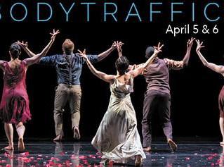New Orleans Ballet Association Presents.... BodyTraffic
