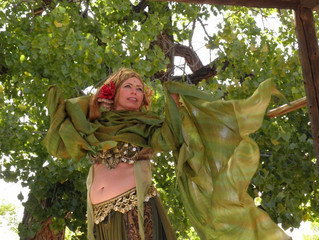 Musings with Myra - Belly Dance Workshops