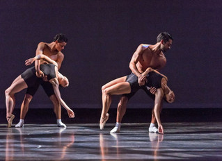 New Orleans Ballet Theatre leaped high and landed in heaven with 'Summer Solstice'