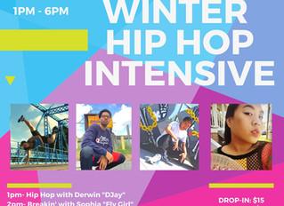 Winter Hip Hop Intensive