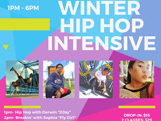 Winter Hip Hop Intensive