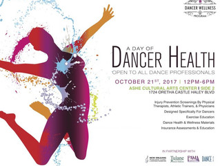 A Day of Dancer Health