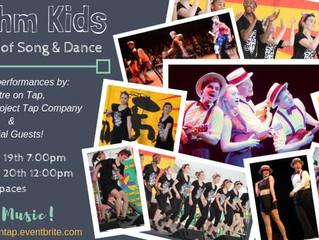 Rhythm Kids: An Evening of Song & Dance