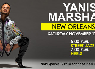 Yanis Marshall Workshop