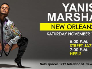 Yanis Marshall Workshop