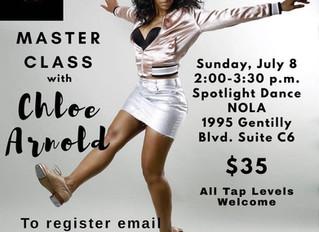 Chloe Arnold Master Class