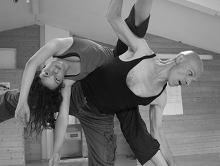 Contemporary Master Class: Contact Improvisation Dance