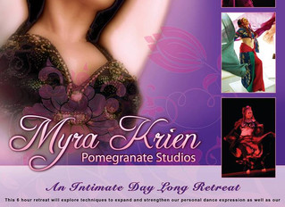 Explore New Orleans and Dance with Myra Krien