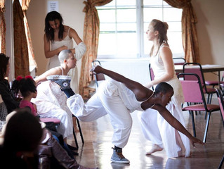 DANCING WHILE BLACK: Master Classes for the Masses