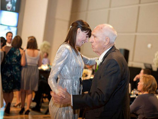 Swing dancer, 91, gets New Orleans ballet for Father's Day: What about your Dad?