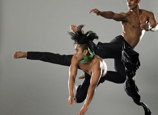 New Zealand's Black Grace brings blend of modern dance, Samoan past to New Orleans