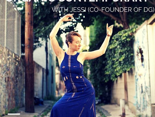 Contemporary Workshop with Jessi Donley (Co-Founder of DG)