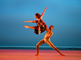 New Orleans dancer returns home with Ailey II for NOBA performance