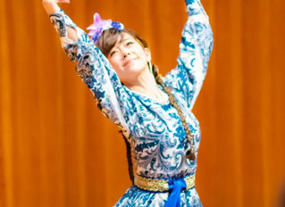 Persian Dance Workshop followed by Finger Cymbal Master Class